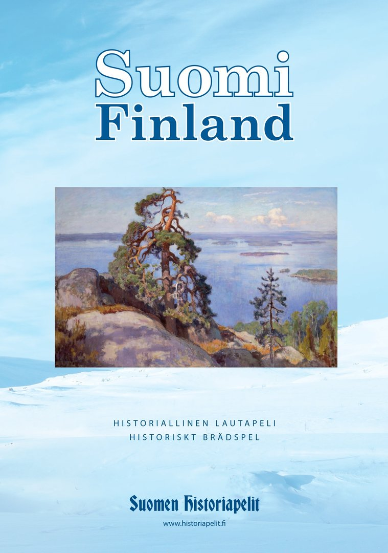 SUOMI - Finland - PELIKAUPPA